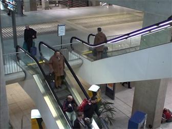escalator 4, Pascal Goblot